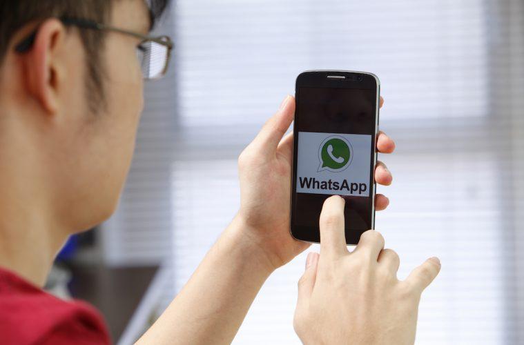 Los usuarios móviles realizan más de 100 millones de llamadas WhatsApp diarias