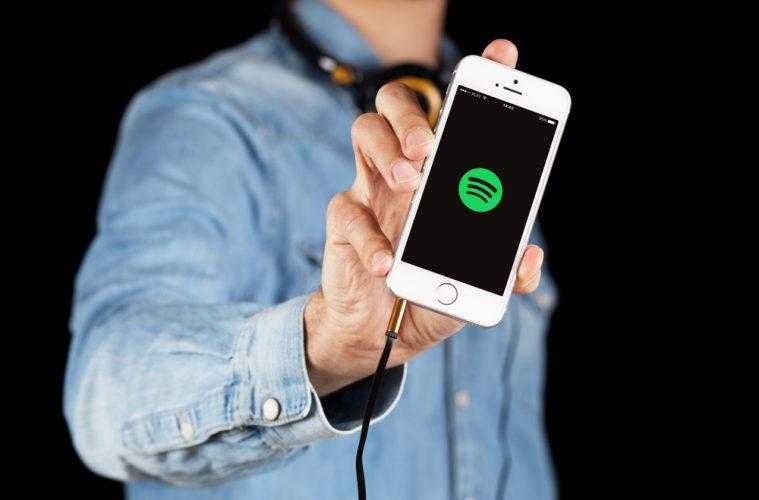 Usuarios de Spotify