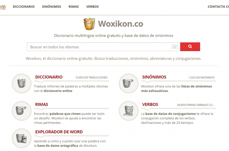 woxikon traductor online