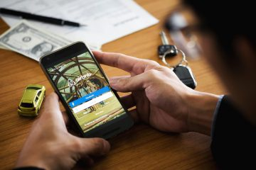 Airbnb y American Express