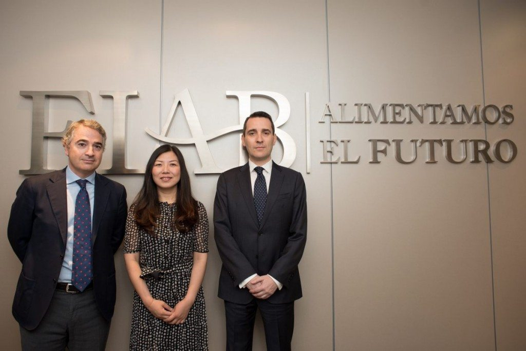 Alibaba y FIAB: alimentos españoles