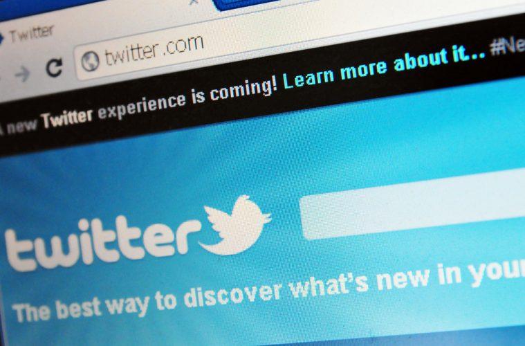 media studio de twitter