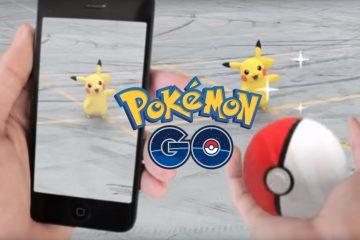 juego Pokemon Go y McDonalds
