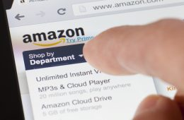 búsquedas en Amazon