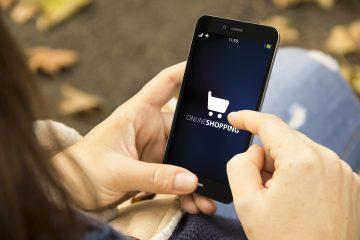 Realizando compra vía apps de mensajería