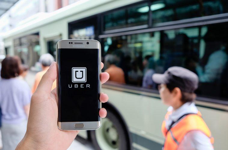 financiación de Uber
