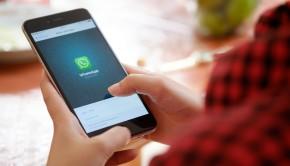 fuente de WhatsApp permite cambiar fuentes