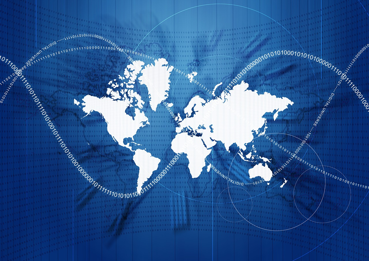 Conexión mundial. opencellular