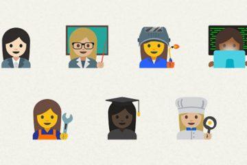 nuevos emojis de Google