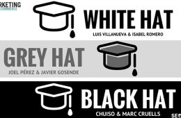 Tipos de SEO - Black, grey y white hat