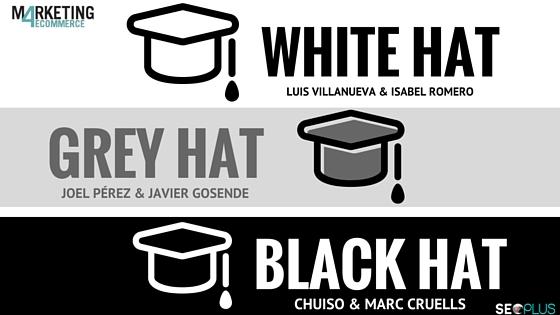 Tipos de SEO - Black, grey y white hat