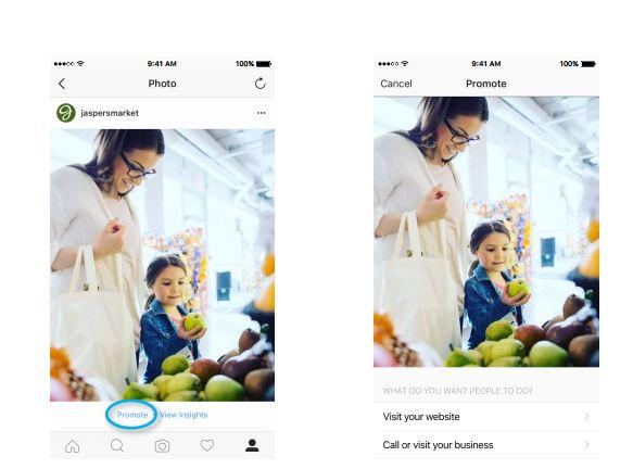 Instagram para empresas 5