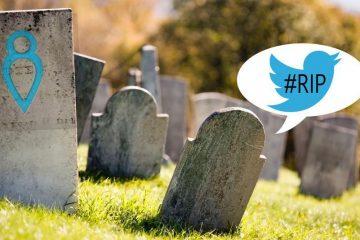 muerte en redes sociales