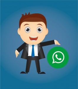 whatsapp para marketers