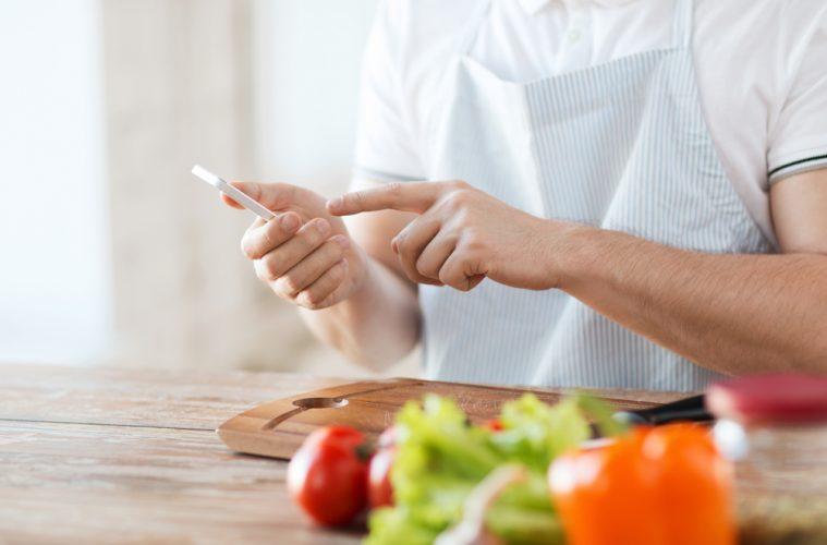 iFood, la app de comida a domicilio en Brasil.