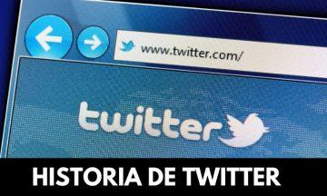 Historia de Twitter