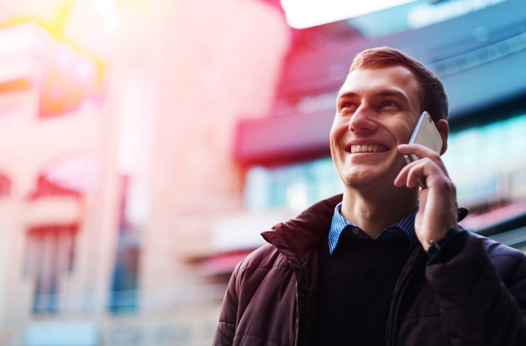 La app uFreedoms permite redireccionar llamadas con un identificador.