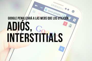 ANUNCIOS INTERSTITIALS