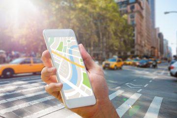 Uber en Asia choca con sus rivales y Google Maps.