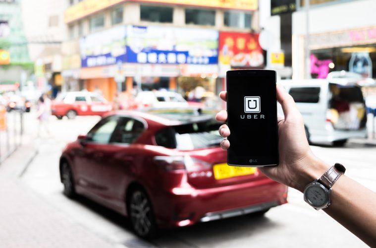 uber se rinde en china