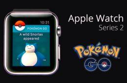 Pokemon Go en apple watch