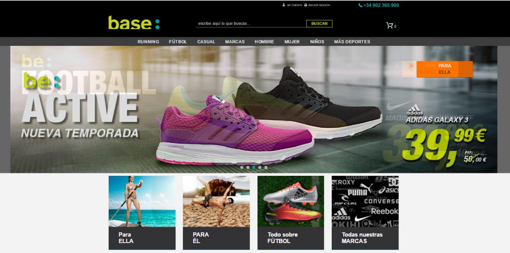 Tienda base online opiniones y valoraci n taller online - Central de compras web opiniones ...