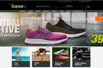tienda base online