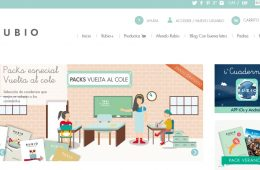 Home Cuadernos Rubio online