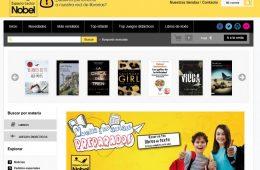 librerías nobel online