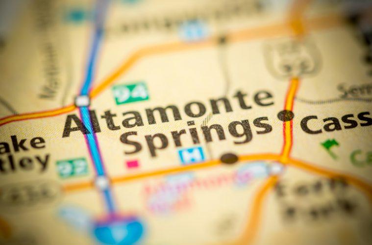Uber como transporte público o el caso de Altamonte Springs