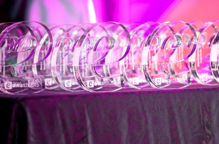 Premios de los eAwards de eShow, la feria del sector digital.