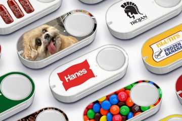 dash button de amazon
