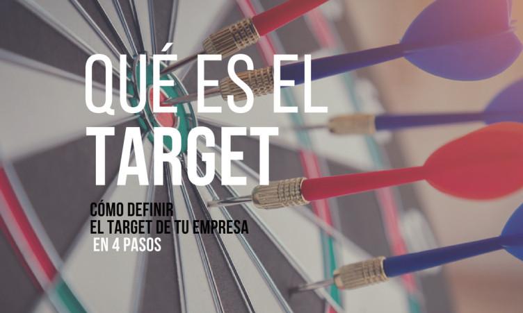 que es el target