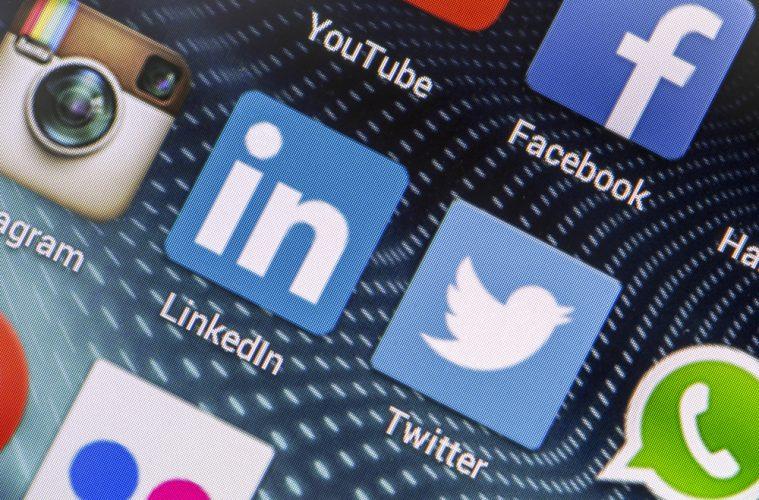 redes sociales por pymes españolas