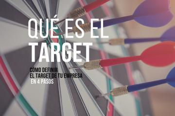 qué es el target