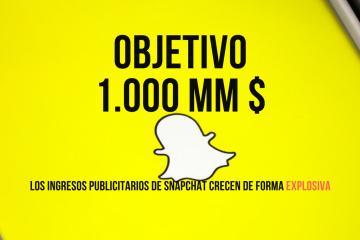 publicidad en snapchat