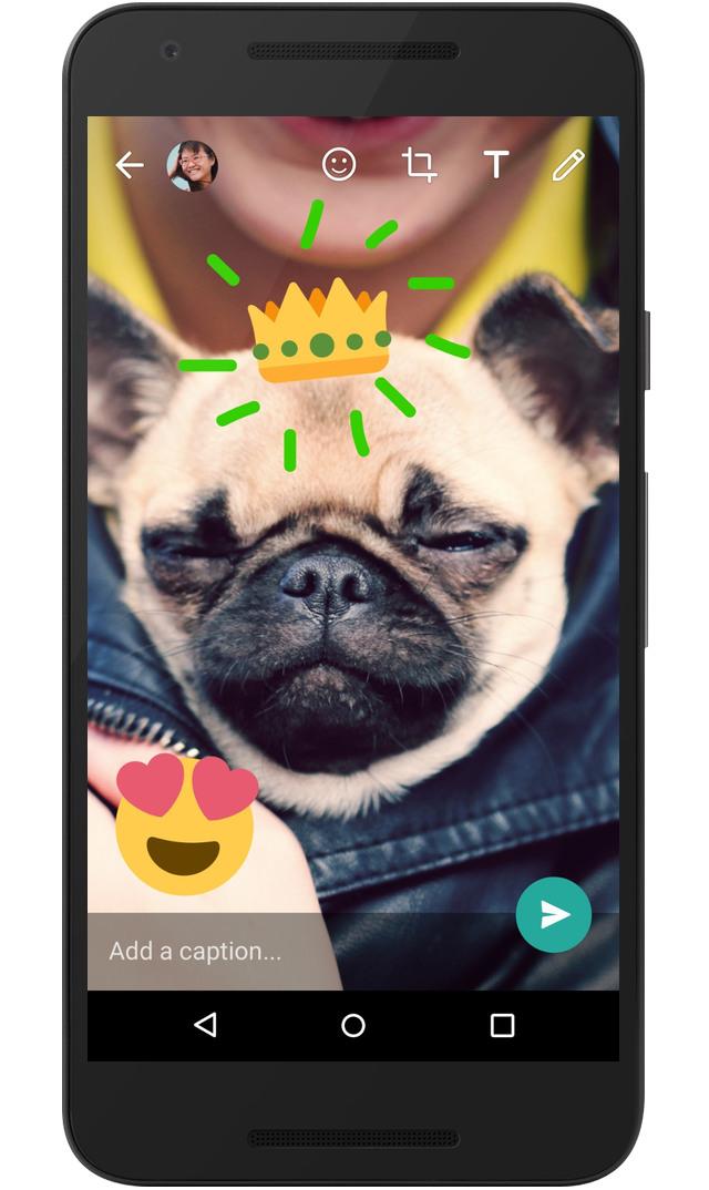 cámara de snapchat