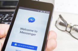 mensajes cifrados en Facebook Messenger