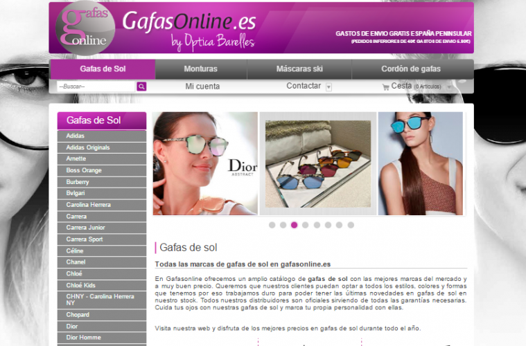 gafasonline.es