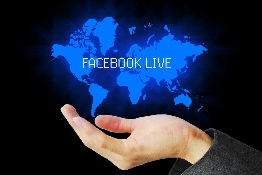 Facebook Live. Alcance en Facebook