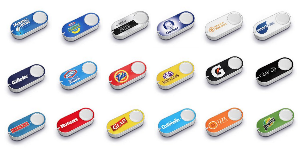 Dash Button en España