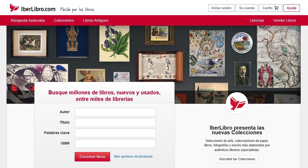 IberLibro tienda online