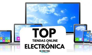 TIENDAS ONLINE DE ELECTRÓNICA