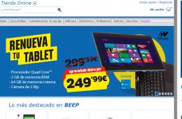 Tienda informática Beep