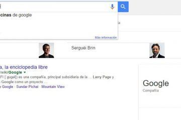 creadores de Google