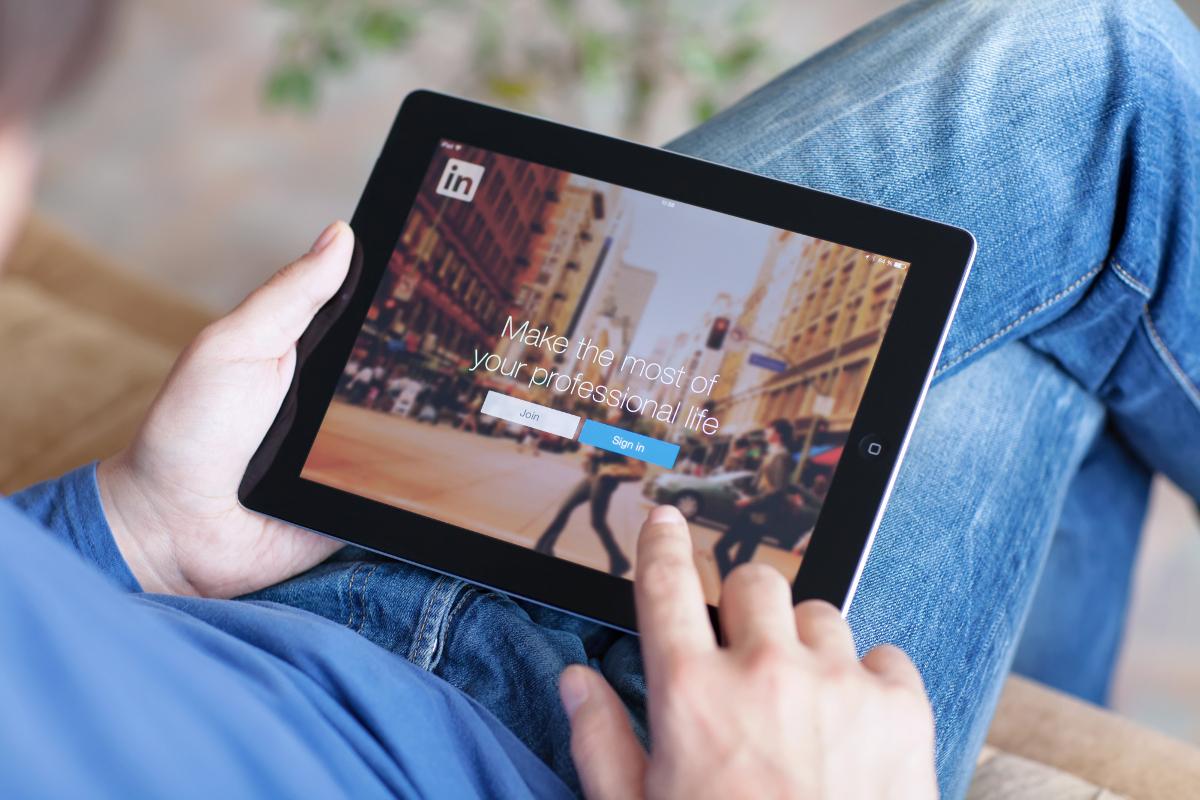 Los posts patrocinados en LinkedIn buscan la segmentación.