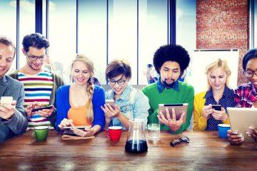 usuarios de smartphone
