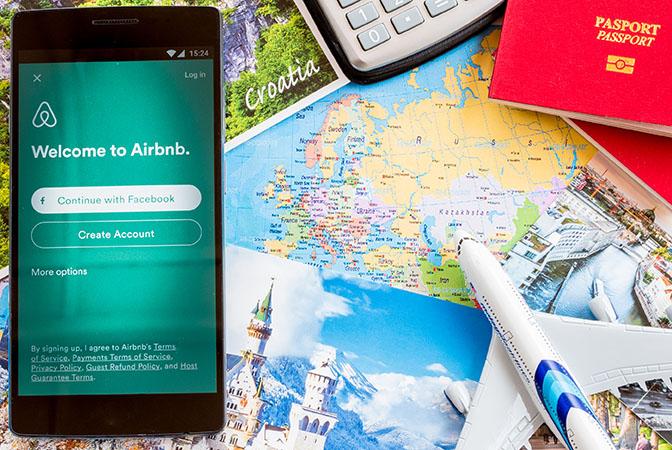 airbnb desarrolla funcionalidad para reservas de vuelos