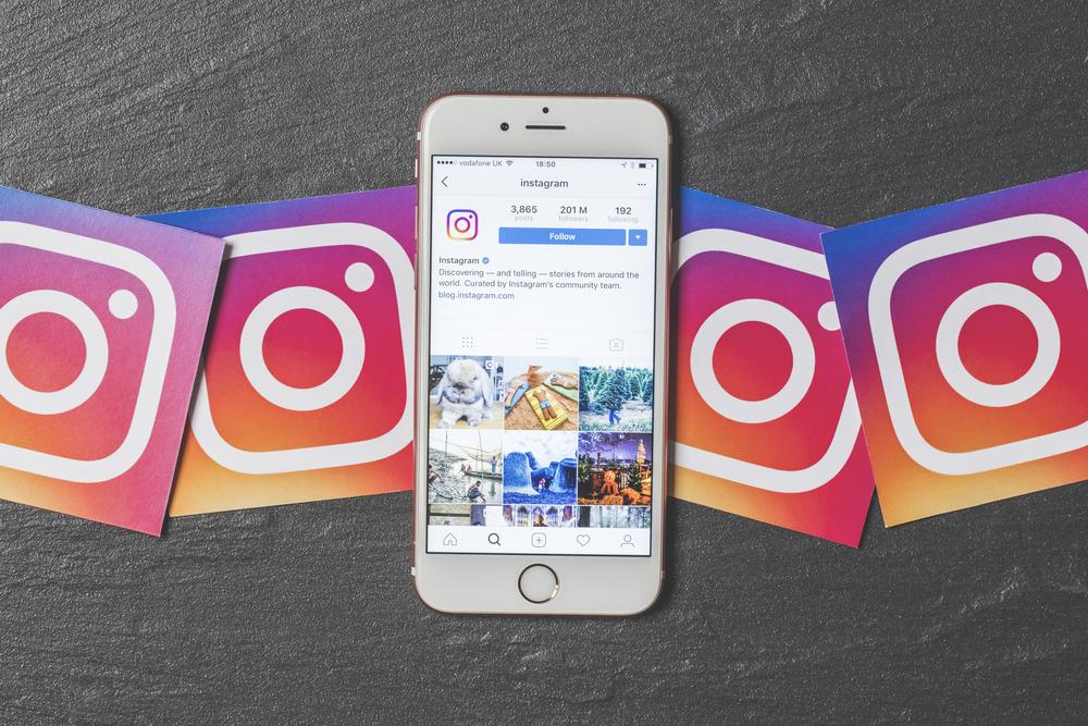 Sigue el crecimiento de Instagram