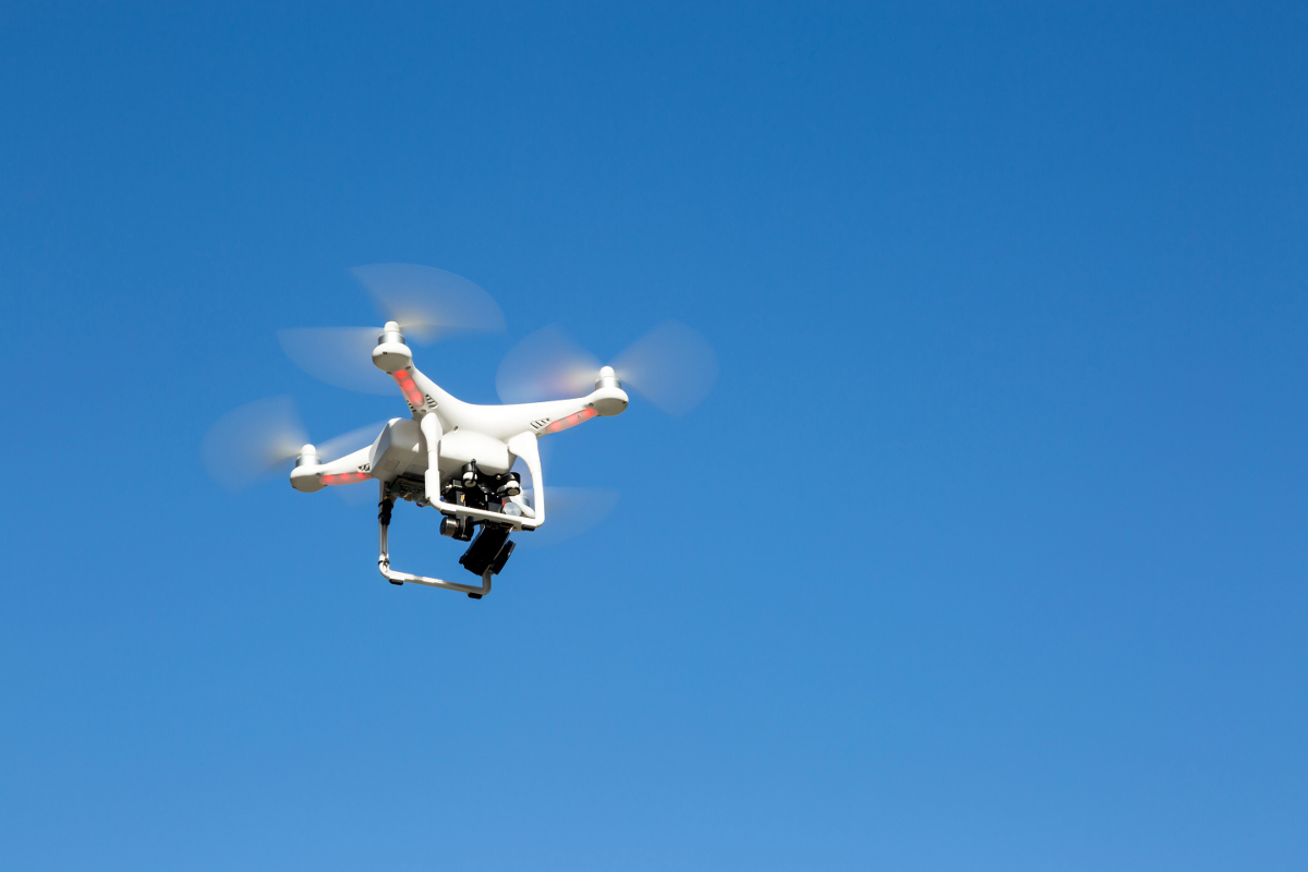 Los drones de Amazon comienzan a sobrevolar Reino Unido.